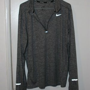 Nike Quarter Zip Running Long Sleeve